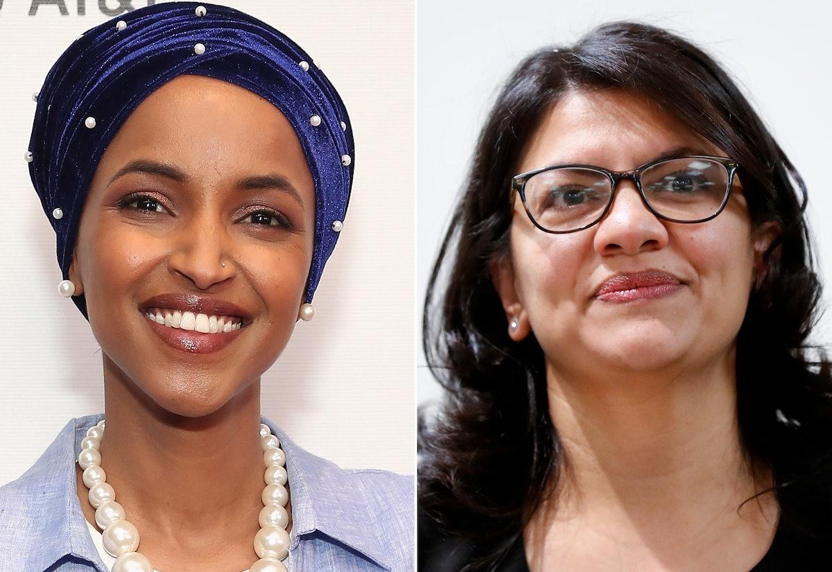 Dua Perempuan Muslim Melangkah ke Kongres AS untuk Pertama Kalinya