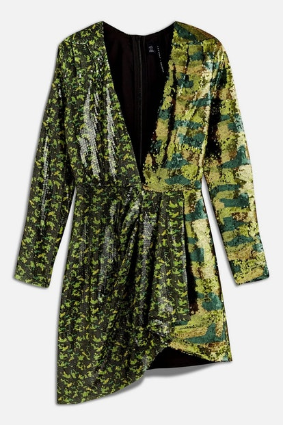 Sequin Dress by Topshop x Halpern