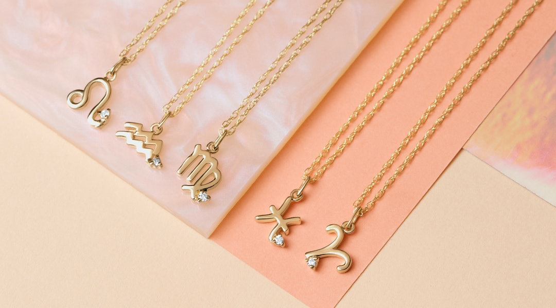 a0c6a346c 22 Cool Astrology Gifts Stylish Women Will Want, From Zodiac Sign Necklaces  To Star-Print Purses