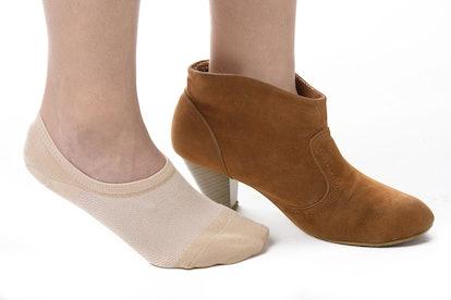Bambu Women's No-Show Socks