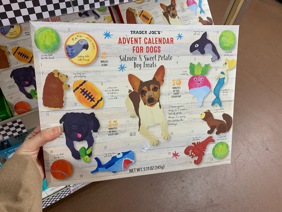 Trader Joe S Advent Calendars For Dogs Just Hit Stores Here S What