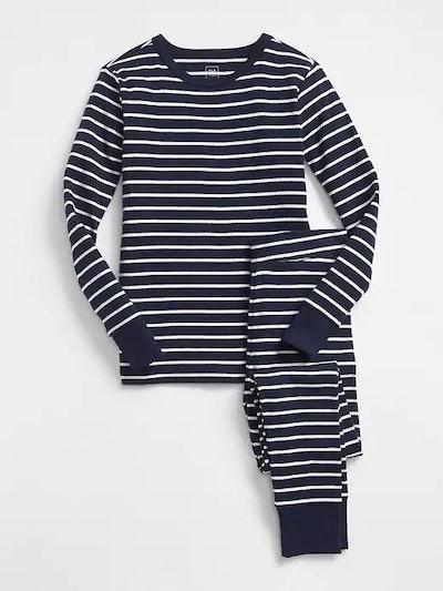 Boy's Stripe PJ Set