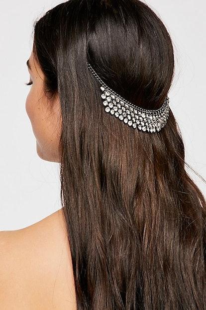 Crystal Hair Grip
