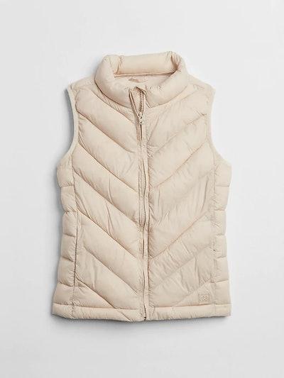Girl's Puffer Vest