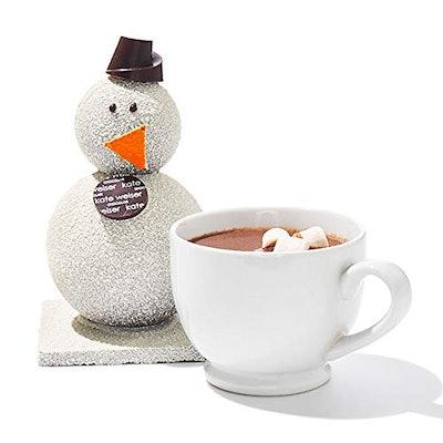 Kate Weiser Carl The Drinking Chocolate Snowman