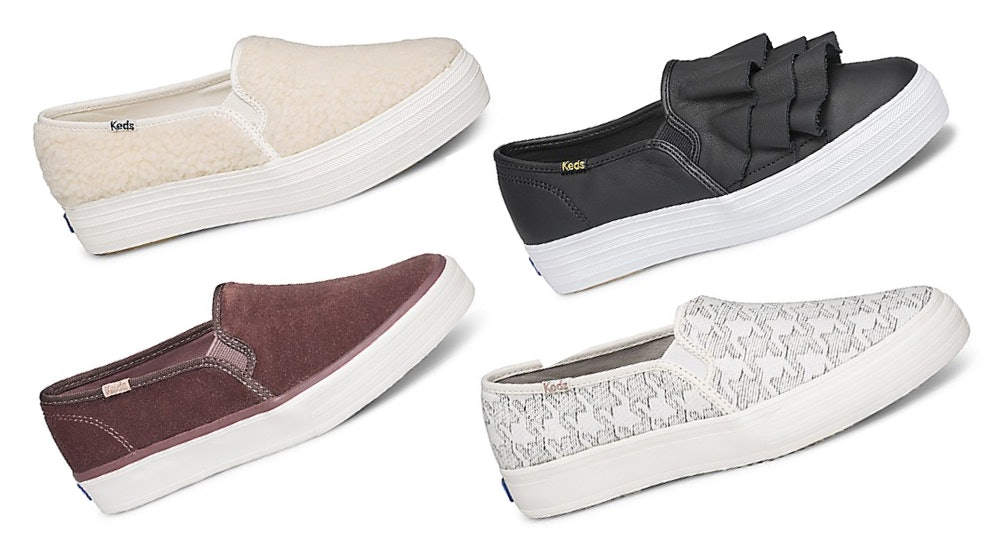 Keds' 2018 Cyber Monday Sale Is Fully