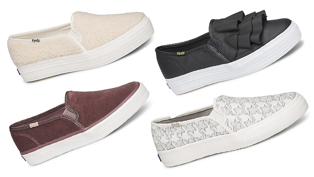 e038b9f5d78a Keds' 2018 Cyber Monday Sale Is Fully Stocked With On-Trend Sneakers For  Fall & Winter