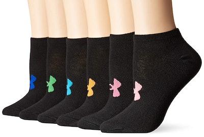 Under Armour No-Show Socks