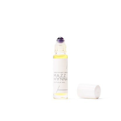 Amethyst-Infused Cuticle Oil