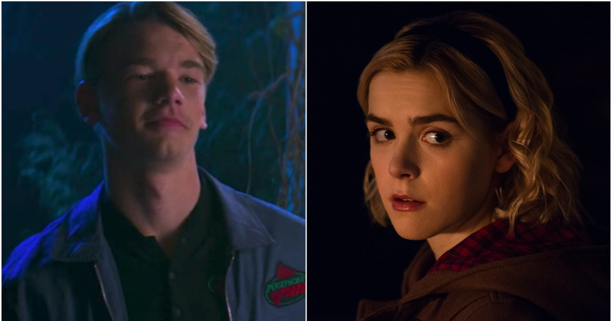 These Ben Button Riverdale Amp Sabrina Crossover