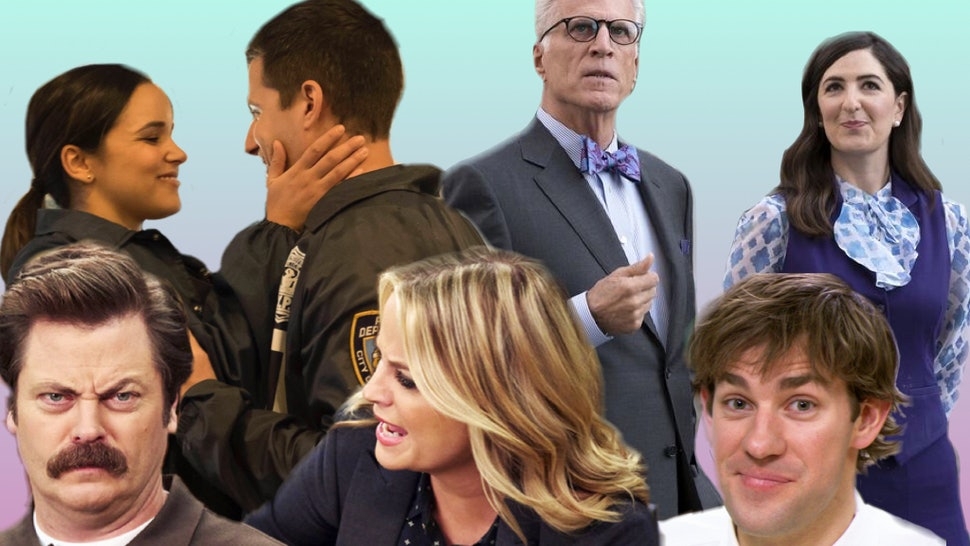 Why Shows Like 'The Good Place,' 'Parks and Recreation