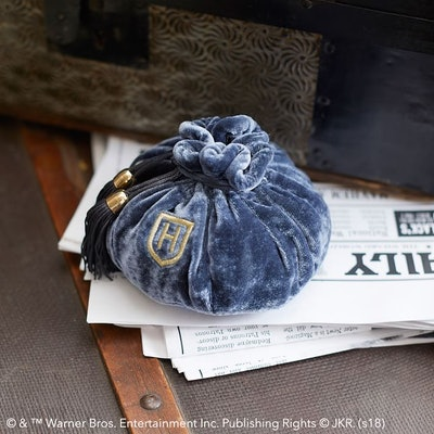 Harry Potter™ Velvet Jewelry Pouch, Ravenclaw™, Blue