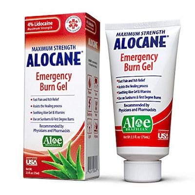 Alocane Emergency Burn Gel