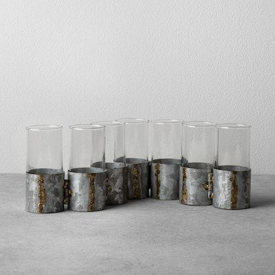 Hinged Metal Bud Vase - Hearth & Hand™ with Magnolia