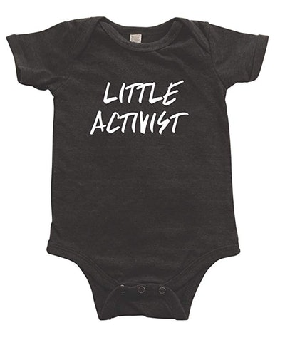 Litte Activist Onesies by Love Bubby