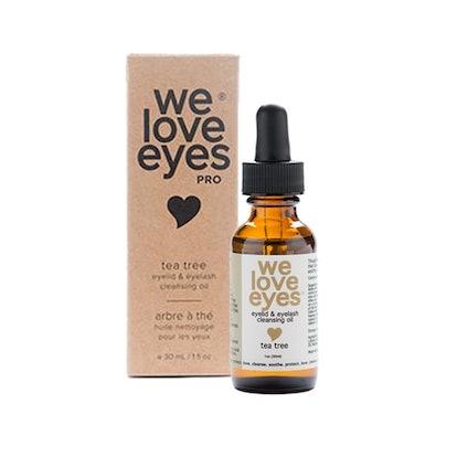 We Love Eyes Eyelid Cleansing Oil