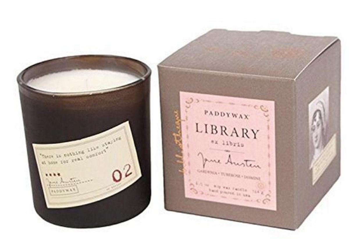 Paddywax Library Collection Jane Austen Candle