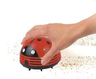Honbay Ladybug Desk Vacuum Cleaner