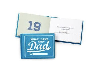Journal: What I Love About Dad
