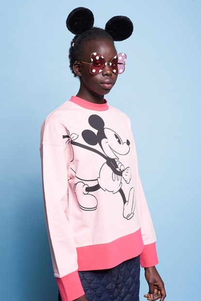 CLASSIC MICKEY OVERSIZED SWEATSHIRT