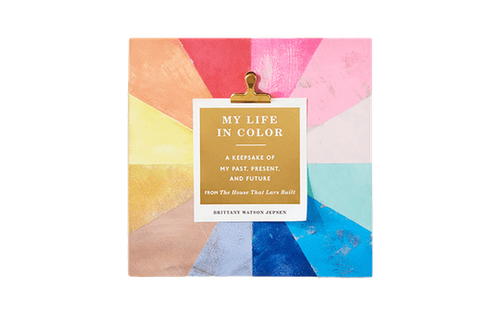 'My Life In Color' by Brittany Watson Jepsen