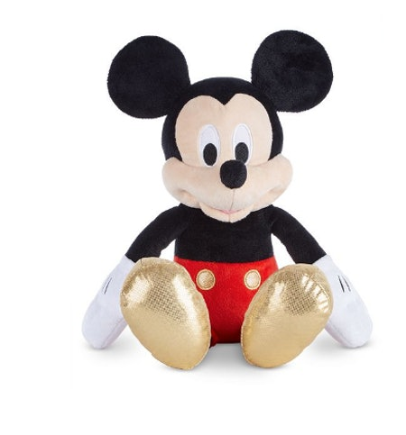 "Mickey or Minnie Mouse 16"" Plush"