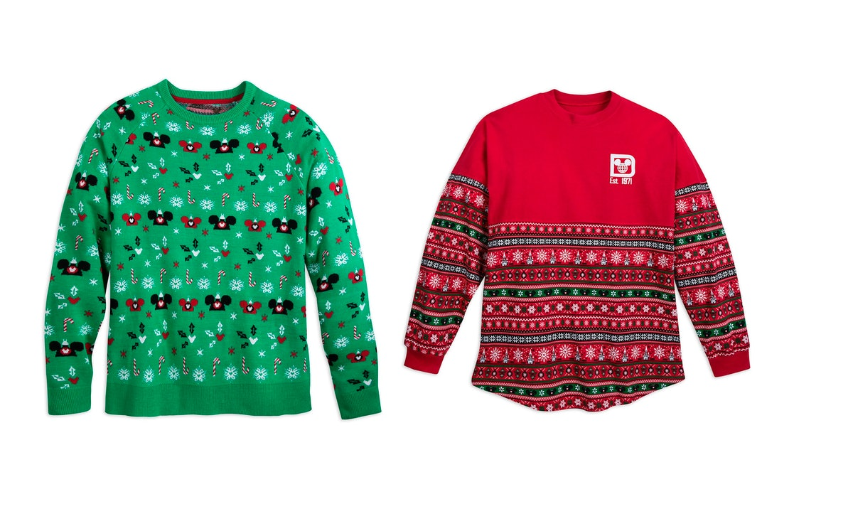 Where To Buy Disney's Holiday Spirit Jerseys To Make This Your Most Festive Winter Yet
