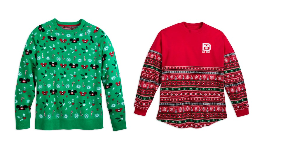Where To Buy Disney s Holiday Spirit Jerseys To Make This Your Most Festive  Winter Yet df0f567b46e2