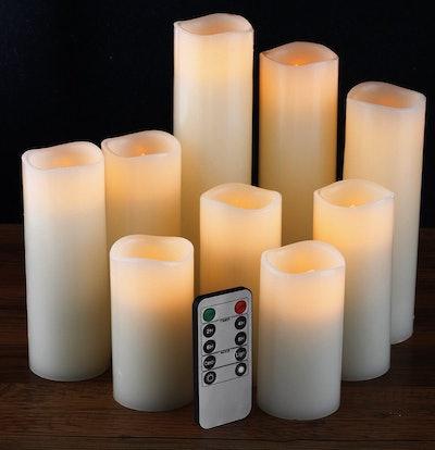 Comenzar Flameless Candles
