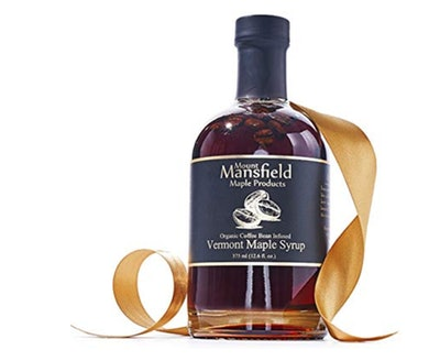 Coffee-Infused Maple Syrup by Mount Mansfield Maple