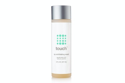 Touch Keratosis Pilaris Exfoliating Body Wash
