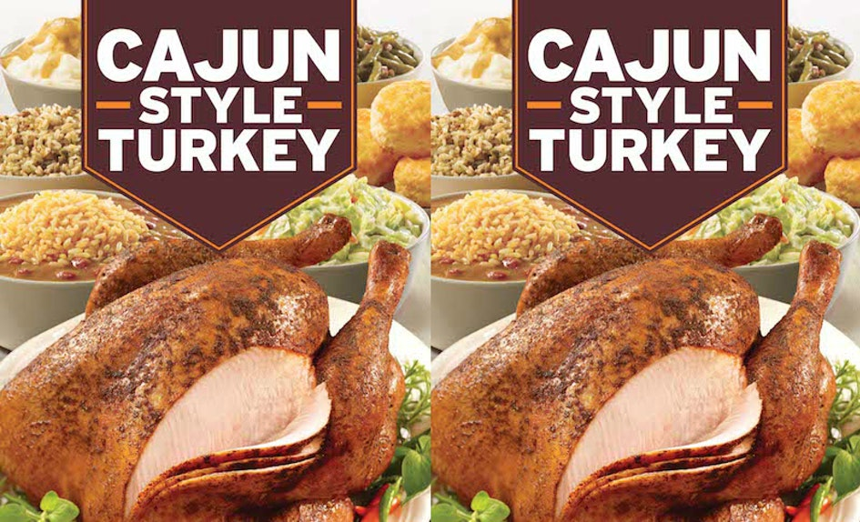 Popeyes' Cajun Style Turkey Will Make It So Much Easier To ...