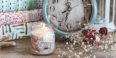 Bookstagram Scented Soy Candle