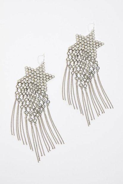 Lena Star Drop Earrings