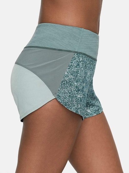 Outdoor Voices Hudson Shorts in Pebbled Forest