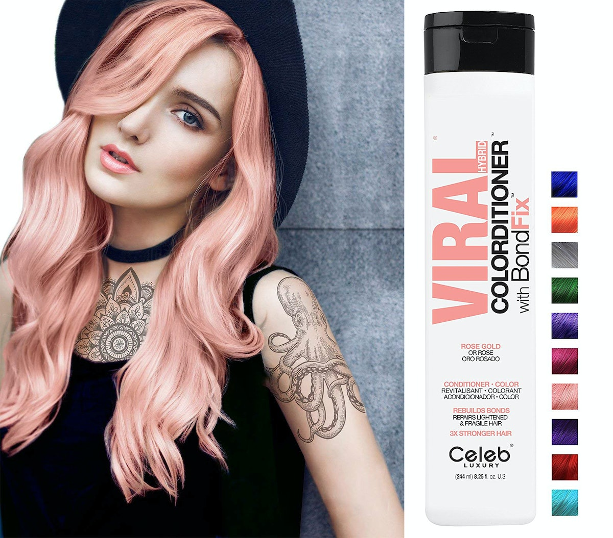Celeb Luxury Viral Colorditioner