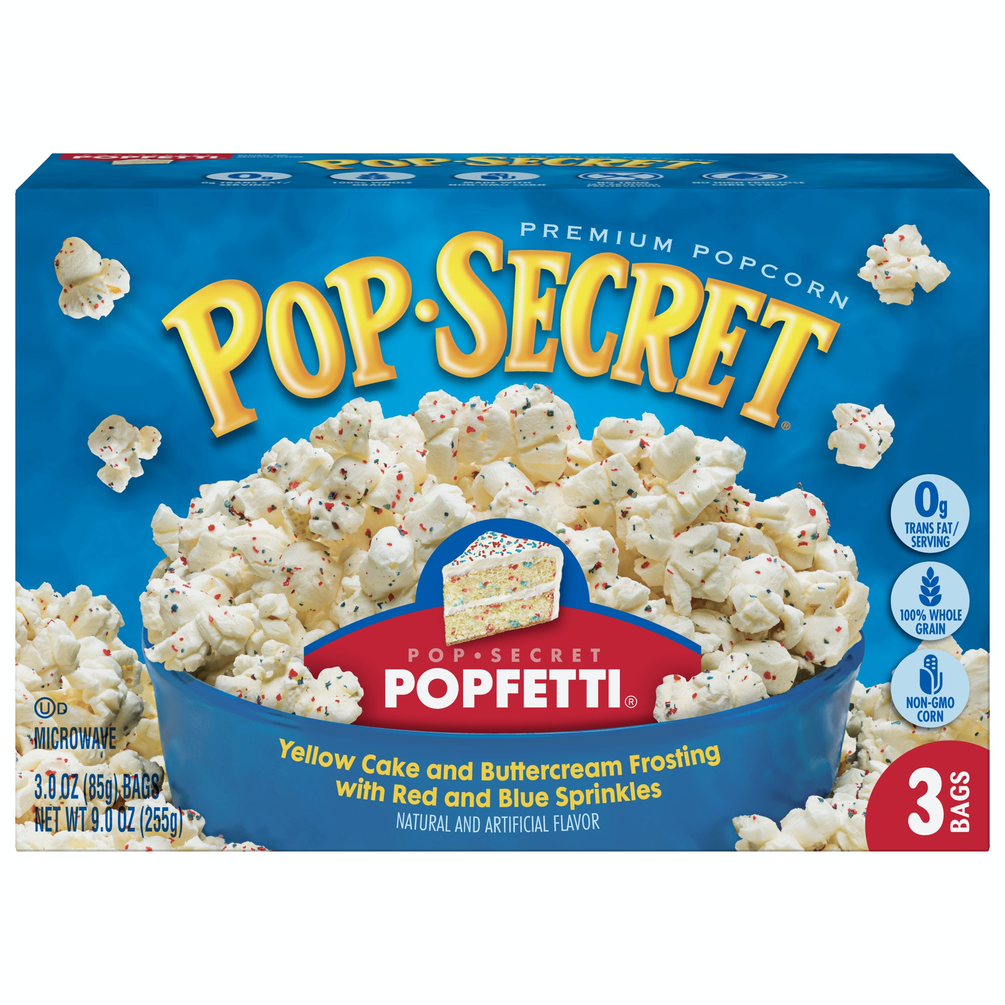Pop Secret S Popfetti Popcorn Is Back