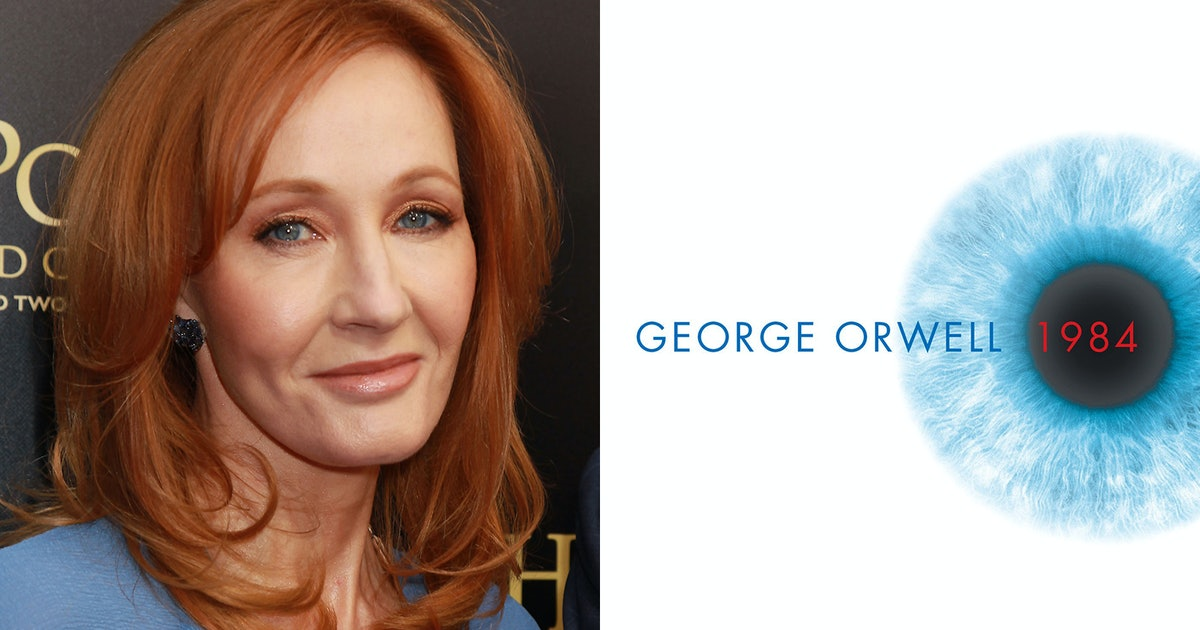J.K. Rowling Used The Perfect George Orwell Quote To Speak Out Against The White House