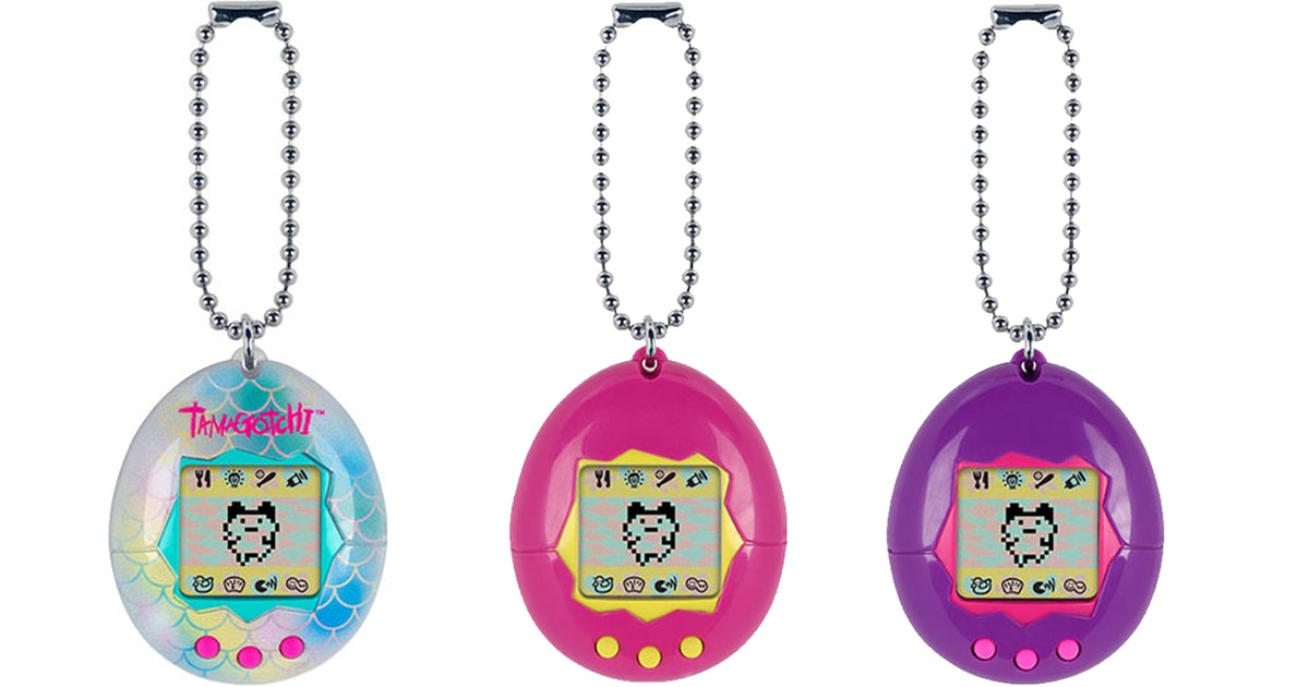 The Original Tamagotchis From The '90s Just Hit Target  — And They're Only $20