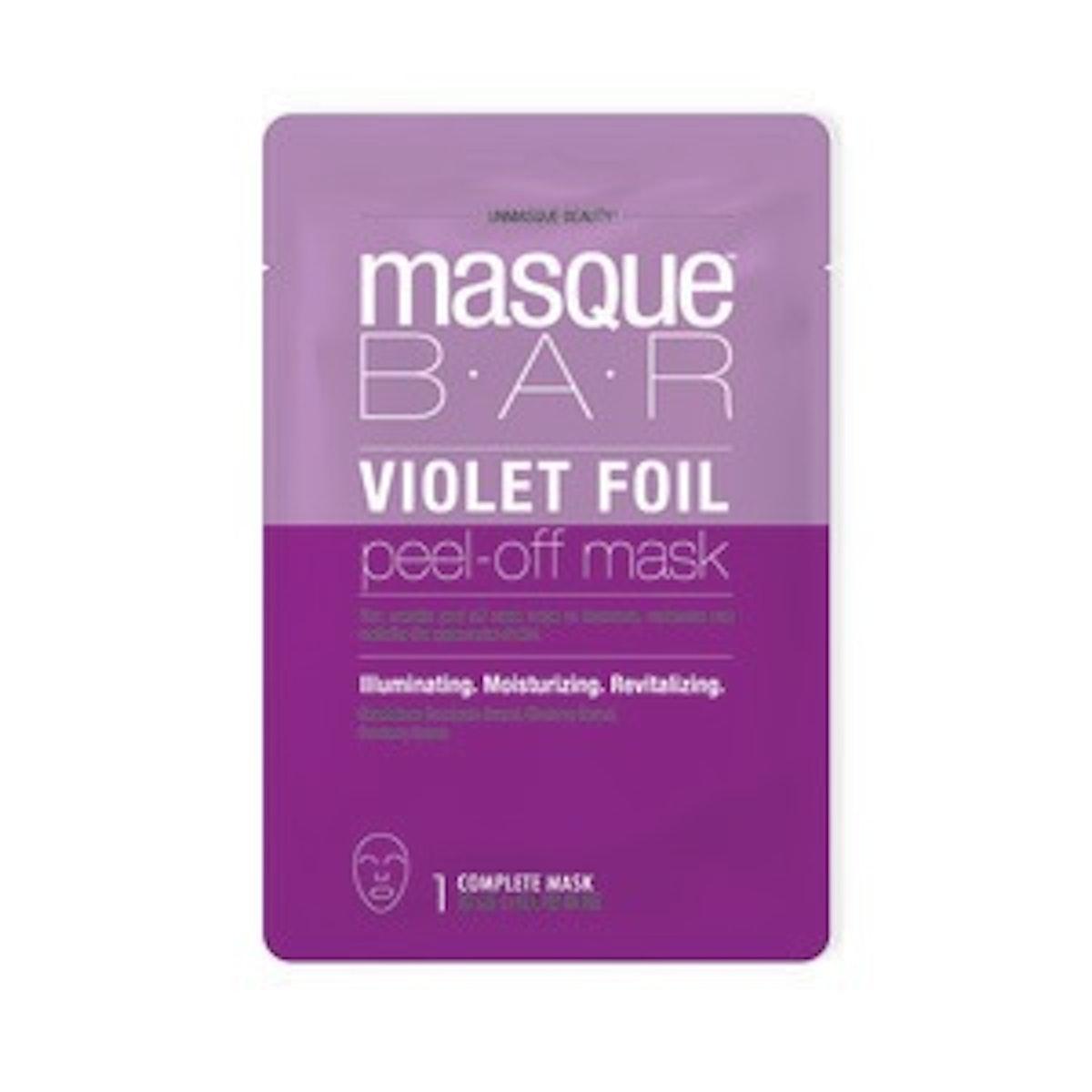 Masque Bar Foil Peel-Off Mask