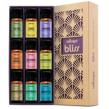 Natrogix Bliss Essential Oils (Set of 9)