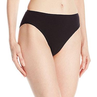 Amazon Essentials Cotton Stretch Bikini Panty (XS-XXL) (6 Pack)