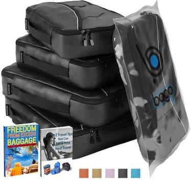 bago Packing Cubes (Set of 10)