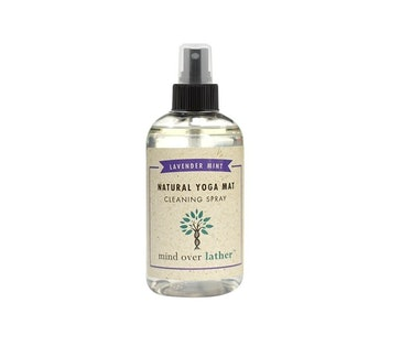 Mind Over Lather Lavender Yoga Mat Cleaning Spray