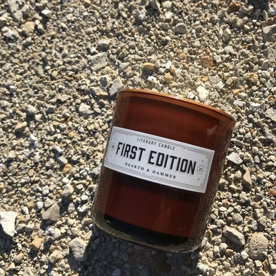 First Edition Candle