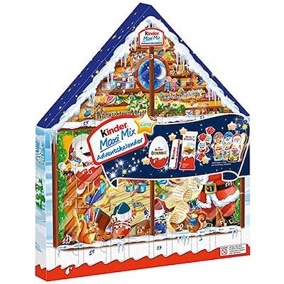 Ferrero Kinder Maxi Mix Advent Calendar