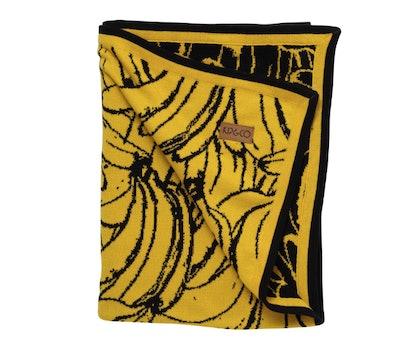 Banana 100% Cotton Blanket