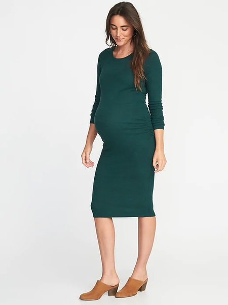 Body-con Sweater Knit Dress
