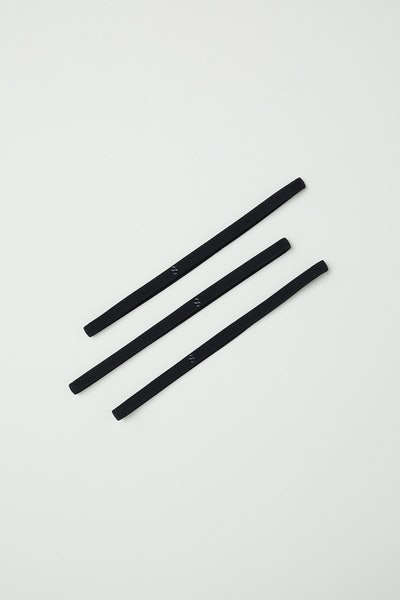 3-pack Elastic Hairbands