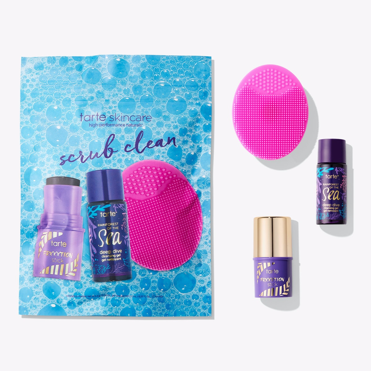Limited-Edition Scrub Clean Cleansing Set